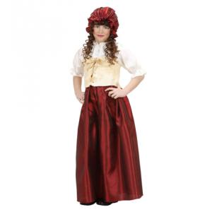 Disfraz campesina de 3 a 14 años