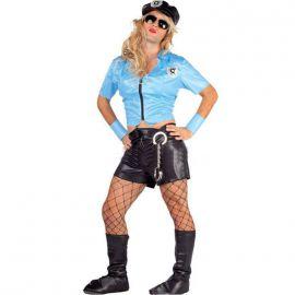 Disfraz policia sexy hombre