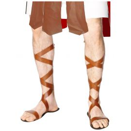 Sandalias romano tiras adulto