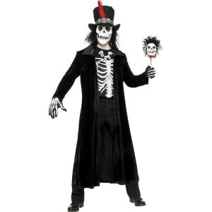Disfraz voodoo hombre