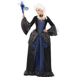 Disfraz dama barroca