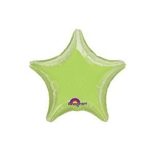 Globo helio estrella kiwi