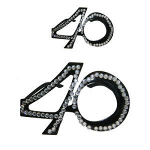 Gafas 40 cumpleaños