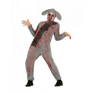 Disfraz rata muerta hombre