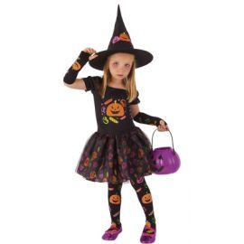Disfraz bruja candy