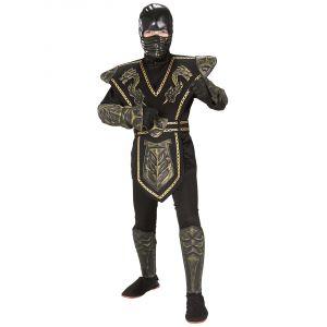 Disfraz ninja gold