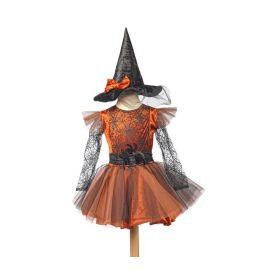 Disfraz bruja elfrida infantil