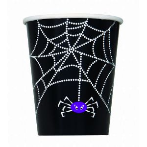Vasos arañas dvertidas