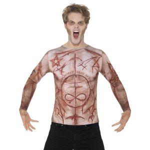 Camiseta mutilado