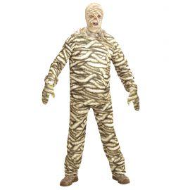 Disfraz momia hombre