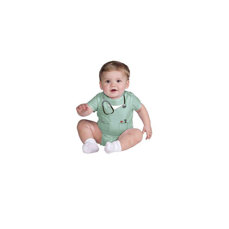 Disfraz bebe doctor 6 12 meses - Bebes de tres meses ...