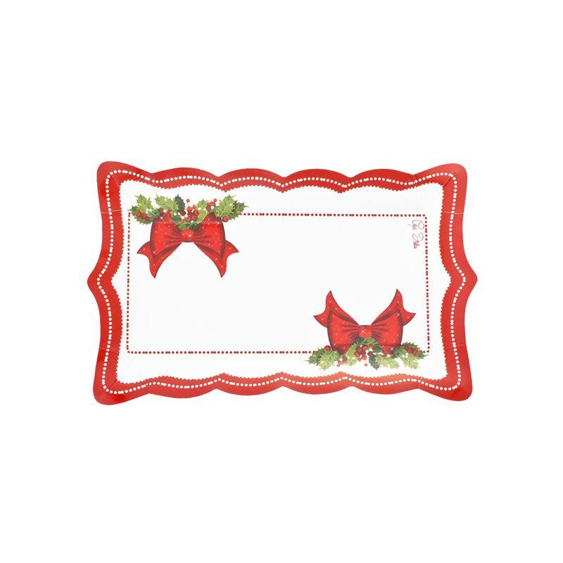 Bandejas para decorar mesas de navidad for Bandejas de navidad