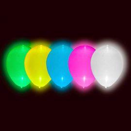 Globos con luz led 5 und surt