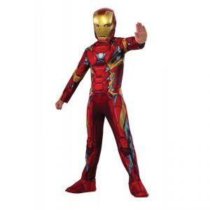 Disfraz Iron Man civil war