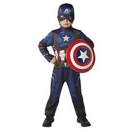 Disfraz Capitán América escudo