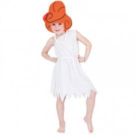 Disfraz Wilma infantil de 4 a 12 años