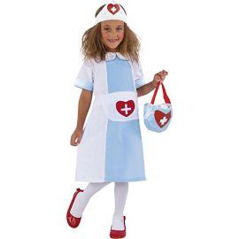 Disfraz enfermera cute