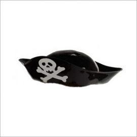 Sombrero pirata infantil plastico