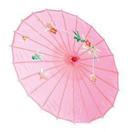 Sombrilla japonesa tela colores surt
