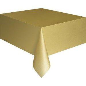 Mantel dorado 140x240