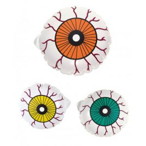 Pack 3 ojos hinchables
