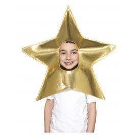 Sombrero estrella infantil