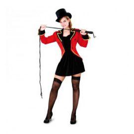 Disfraz presentadora de circo