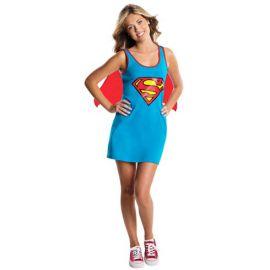 Disfraz Supergirl vestido