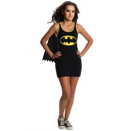 Disfraz Batgirl vestido