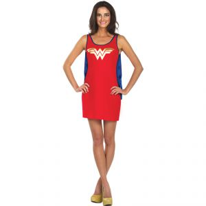 Disfraz Wonder Woman vestido