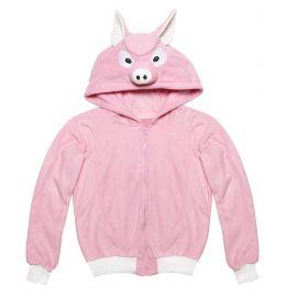 Disfraz sudadera cerdo