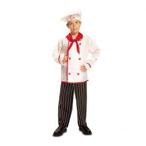 Disfraz cocinero infantil vv