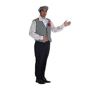 Disfraz madrileño chulapo XL