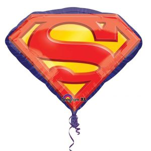 Globo helio superman logo