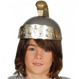 Casco romano infantil