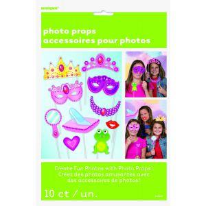 Kit photo call princesas
