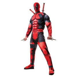 Disfraz Deadpool adulto