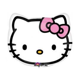 Globo helio Hello Kitty cabeza