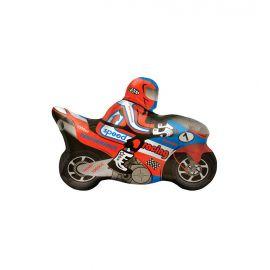 Globo helio moto