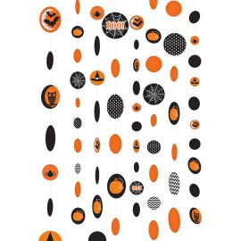 Colgantes Halloween boo