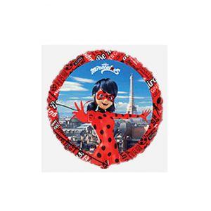 Globo helio Ladybug