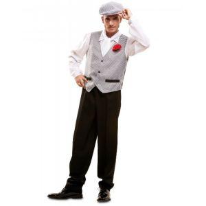 Disfraz madrileño chulapo adt