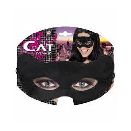 Antifaz gato negro