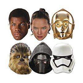 Caretas Star Wars 6 und