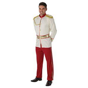 Disfraz príncipe disney