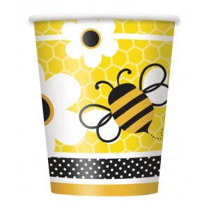 Vasos abejas 8 und