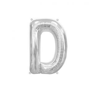 Globo letra D