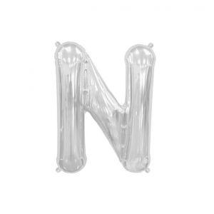 Globo letra N