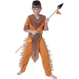 Disfraz indio sioux infantil