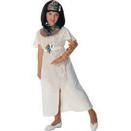 Disfraz Cleopatra sencilla infantil